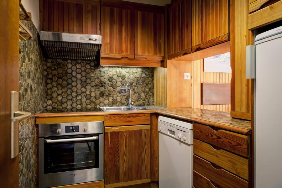 Vacances en montagne Appartement 2 pièces 6 personnes (209) - Résidence Jardin Alpin - Courchevel - Cuisine