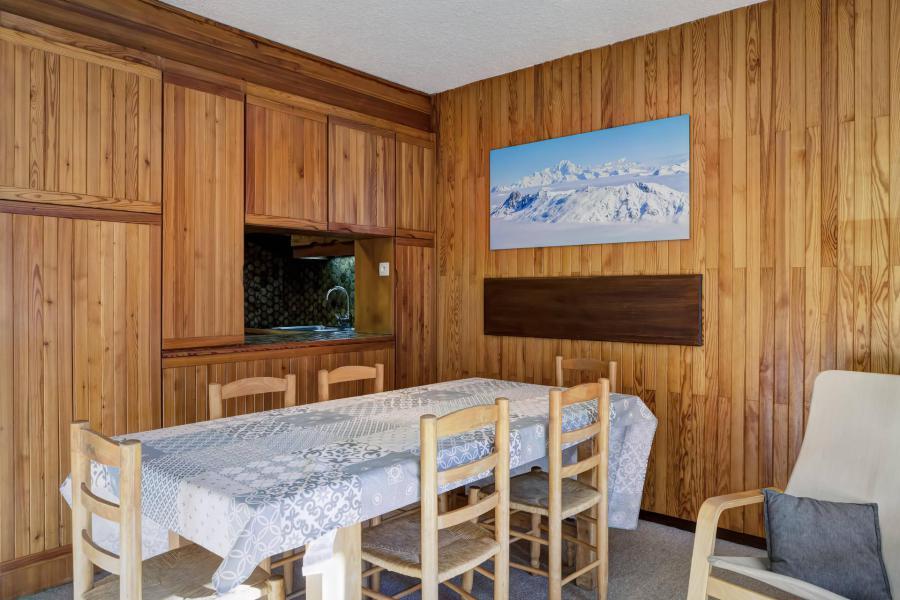 Vacances en montagne Appartement 2 pièces 6 personnes (209) - Résidence Jardin Alpin - Courchevel - Séjour