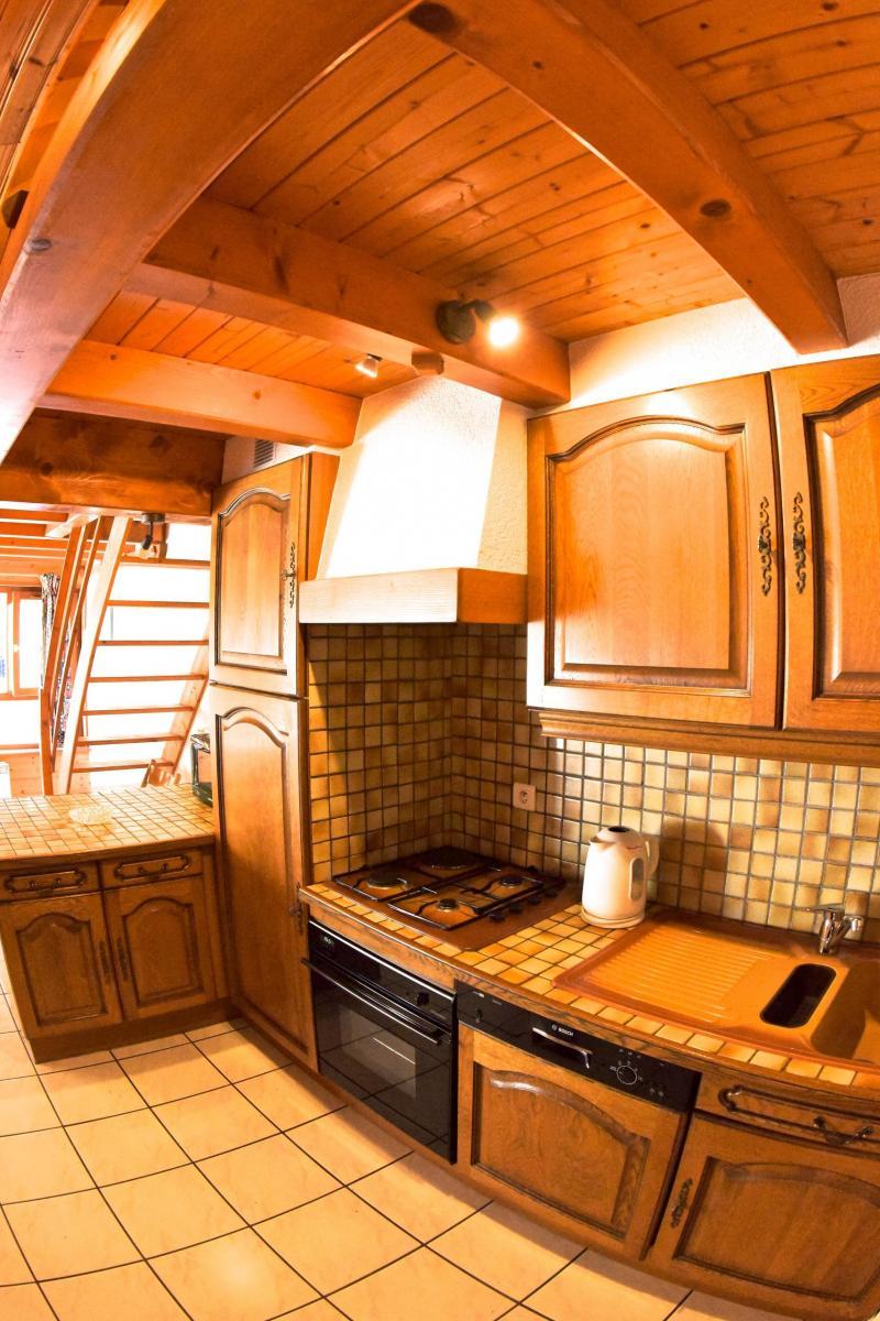 Vacaciones en montaña Apartamento dúplex 3 piezas 6 personas - Résidence Jessi - Châtel