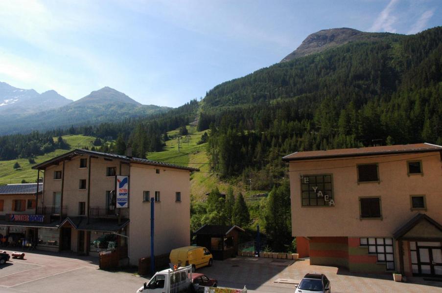 Location au ski Appartement 2 pièces 5 personnes (001) - Résidence Jorcin Lanslebourg - Val Cenis - Extérieur été