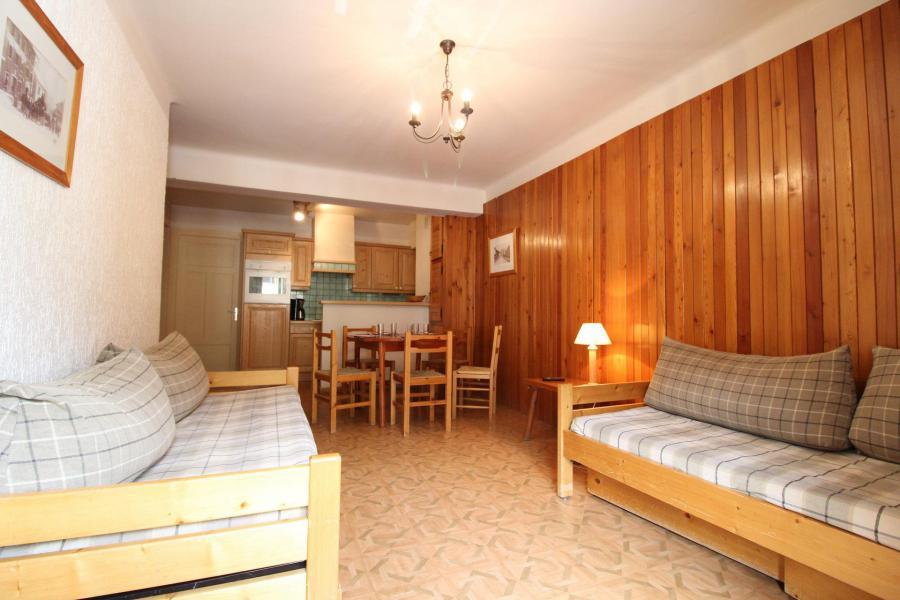 Vacances en montagne Appartement 2 pièces 5 personnes (001) - Résidence Jorcin Lanslebourg - Val Cenis - Cuisine