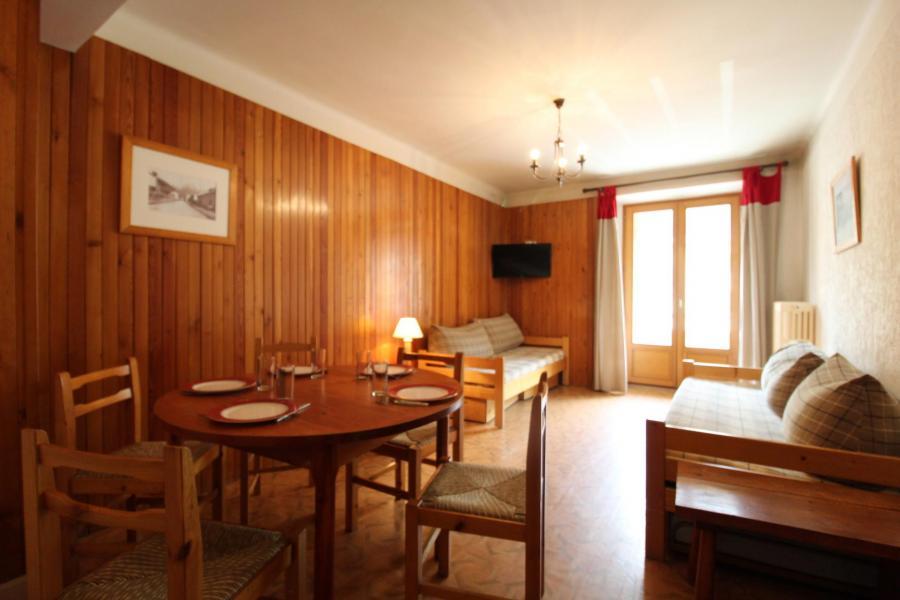 Vacances en montagne Appartement 2 pièces 5 personnes (001) - Résidence Jorcin Lanslebourg - Val Cenis - Séjour