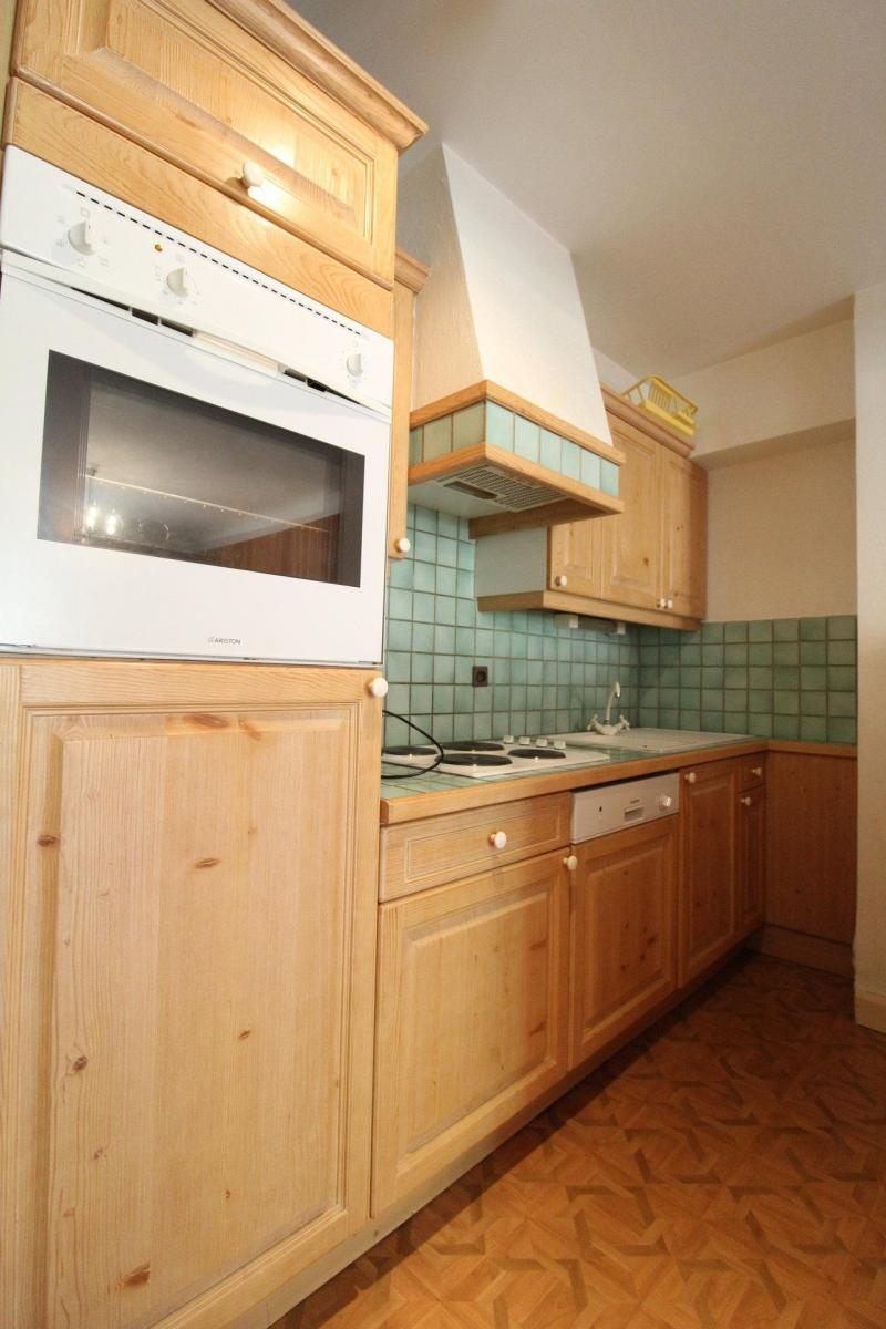 Vacances en montagne Appartement 2 pièces 5 personnes (003) - Résidence Jorcin Lanslebourg - Val Cenis - Cuisine