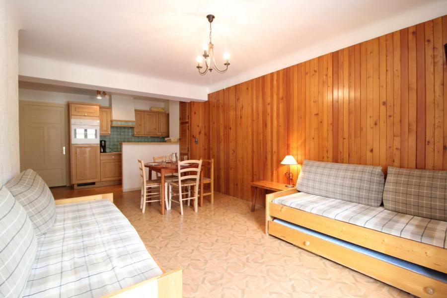 Vacances en montagne Appartement 2 pièces 5 personnes (003) - Résidence Jorcin Lanslebourg - Val Cenis - Séjour