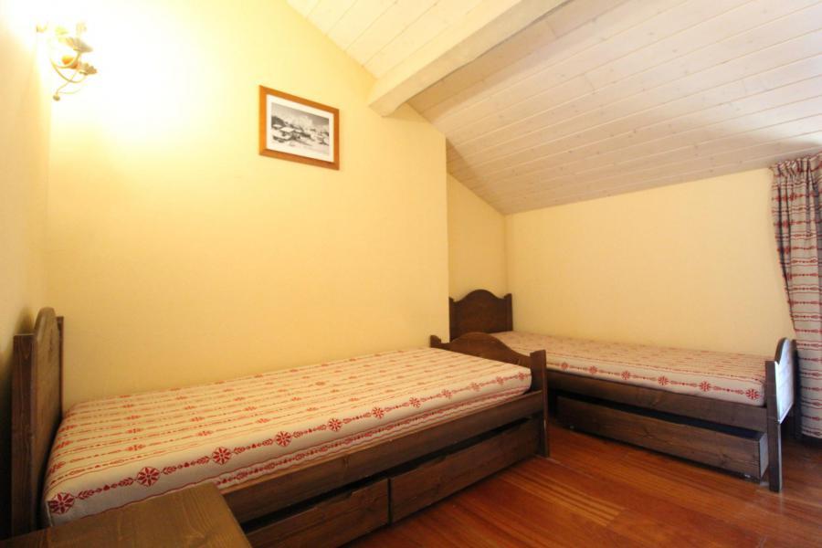 Vacances en montagne Appartement 4 pièces mezzanine 10 personnes (002) - Résidence Jorcin Lanslebourg - Val Cenis - Chambre
