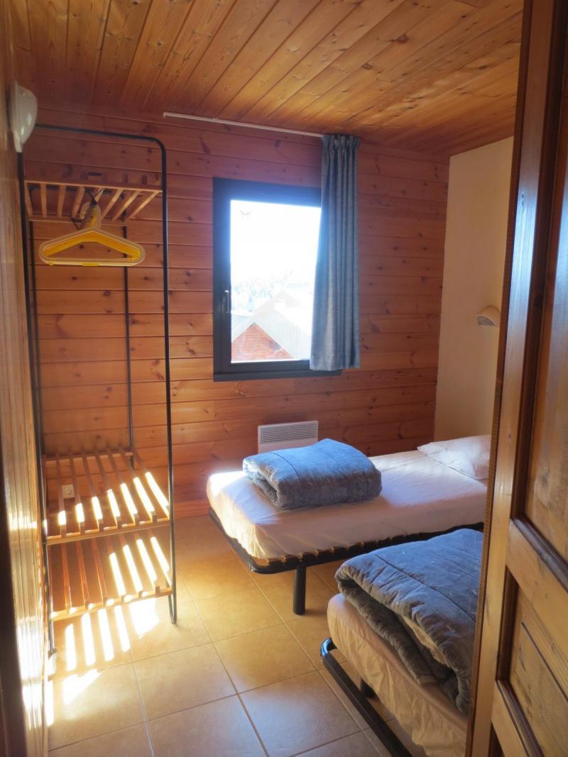 Vacances en montagne Résidence Joubelle - Réallon - Lit simple