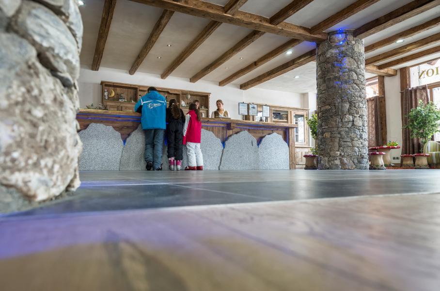 Vakantie in de bergen Résidence Kalinda Village - Tignes - Receptie