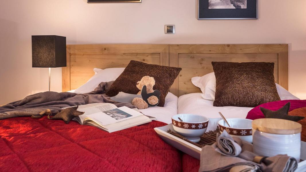 Vacances en montagne Résidence Kalinda Village - Tignes - Chambre