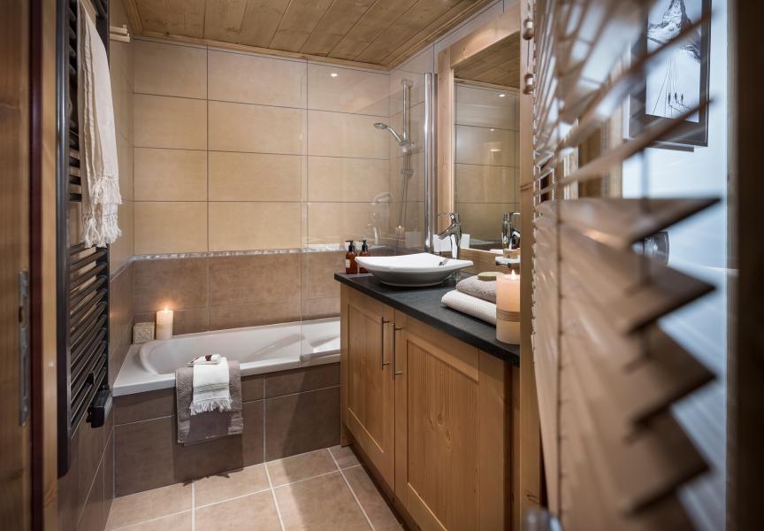 Vacances en montagne Résidence Kalinda Village - Tignes - Salle de bains