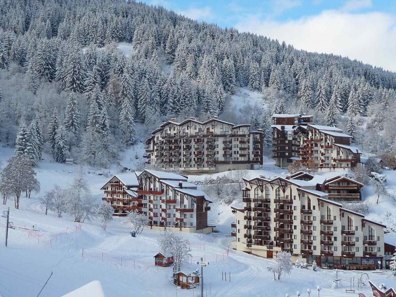 Vacances en montagne Appartement duplex 3 pièces 10 personnes (210) - Résidence Kalinka - La Tania