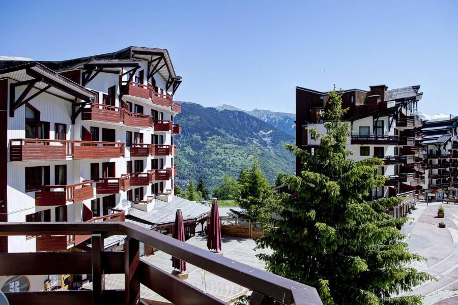Аренда на лыжном курорте Апартаменты дуплекс 3 комнат 10 чел. (210) - Résidence Kalinka - La Tania - летом под открытым небом