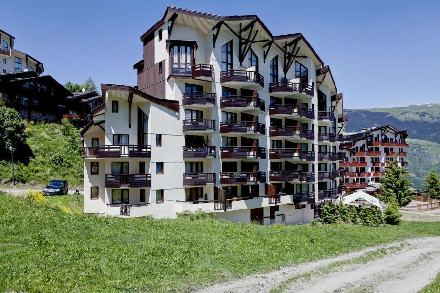 Vacances en montagne Résidence Kalinka - La Tania