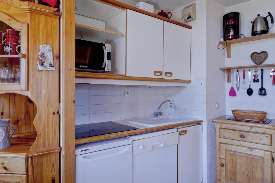 Vacances en montagne Appartement duplex 3 pièces 10 personnes (210) - Résidence Kalinka - La Tania - Cuisine