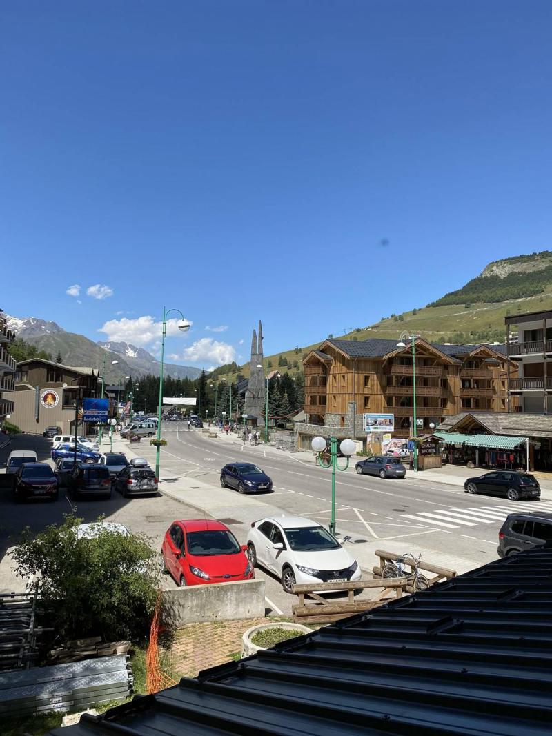 Wakacje w górach Studio z alkową 5 osób (354) - Résidence Kandahar - Les 2 Alpes