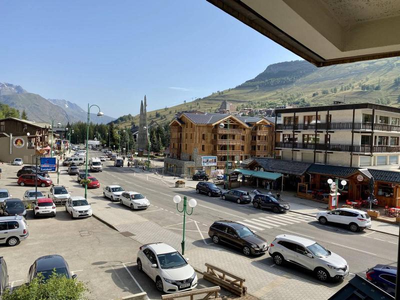 Wakacje w górach Studio z alkową 4 osoby (357) - Résidence Kandahar - Les 2 Alpes
