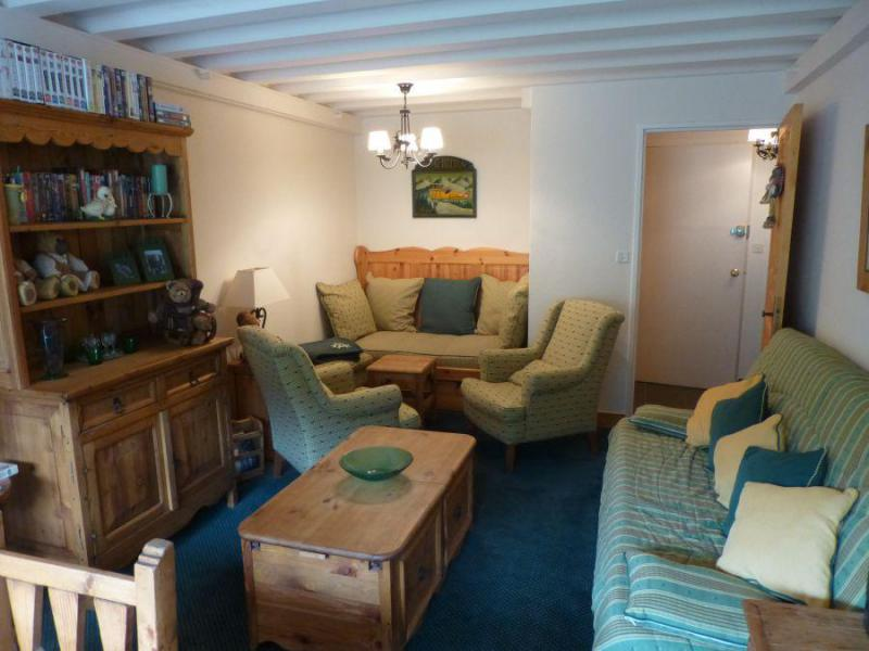 Holiday in mountain resort 3 room apartment 6 people (28) - Résidence l'Adret - Courchevel