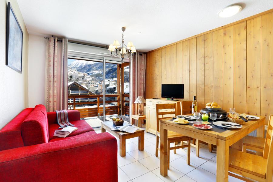 Vakantie in de bergen Résidence l'Aigle Bleu - Serre Chevalier - Verblijf