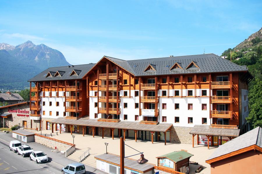 Alquiler al esquí Résidence l'Aigle Bleu - Serre Chevalier - Verano