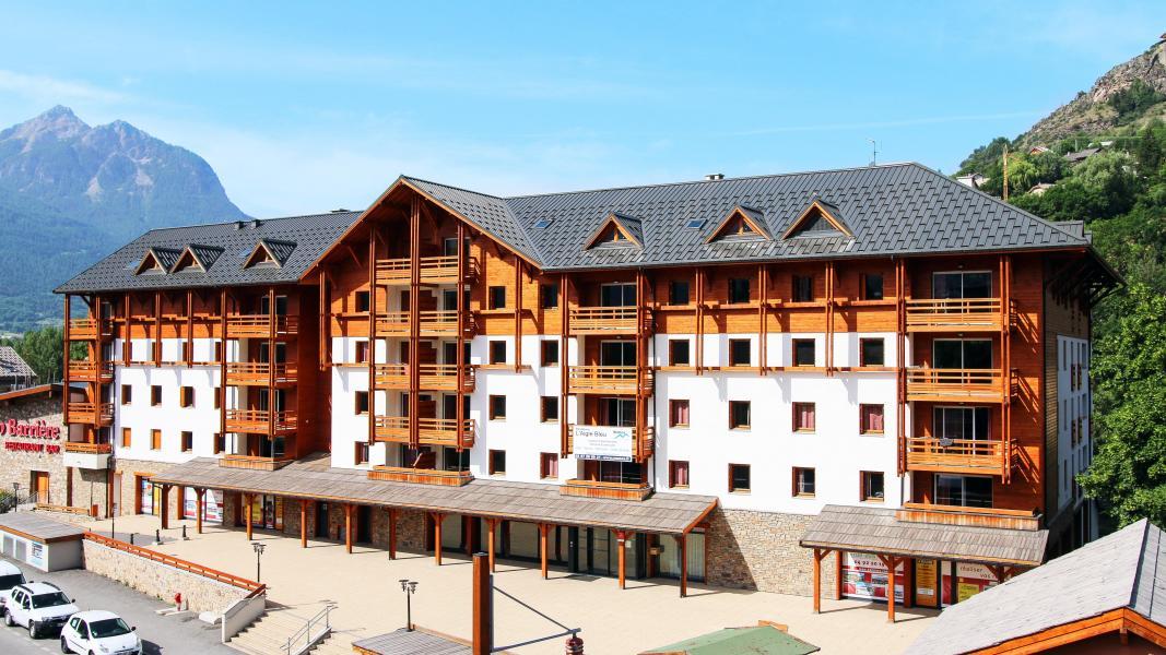Location au ski Résidence l'Aigle Bleu - Serre Chevalier - Extérieur été