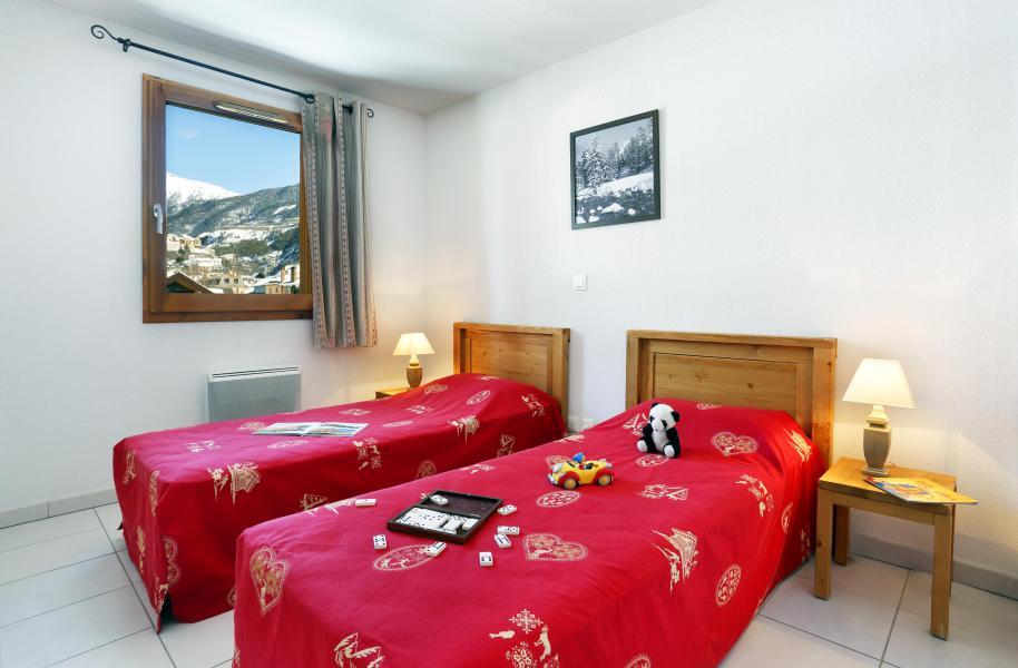 Vakantie in de bergen Résidence l'Aigle Bleu - Serre Chevalier - Kamer