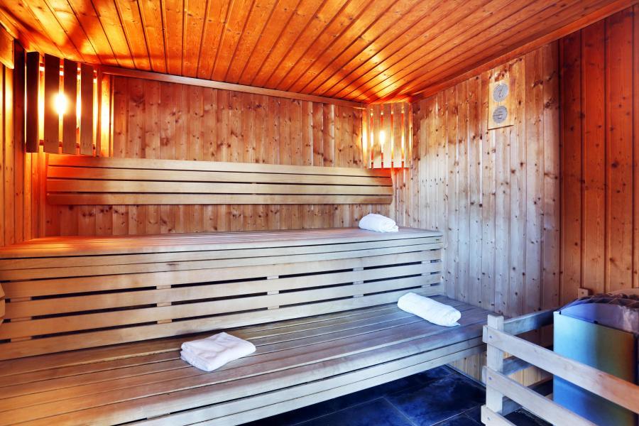 Vacances en montagne Résidence l'Aigle Bleu - Serre Chevalier - Sauna