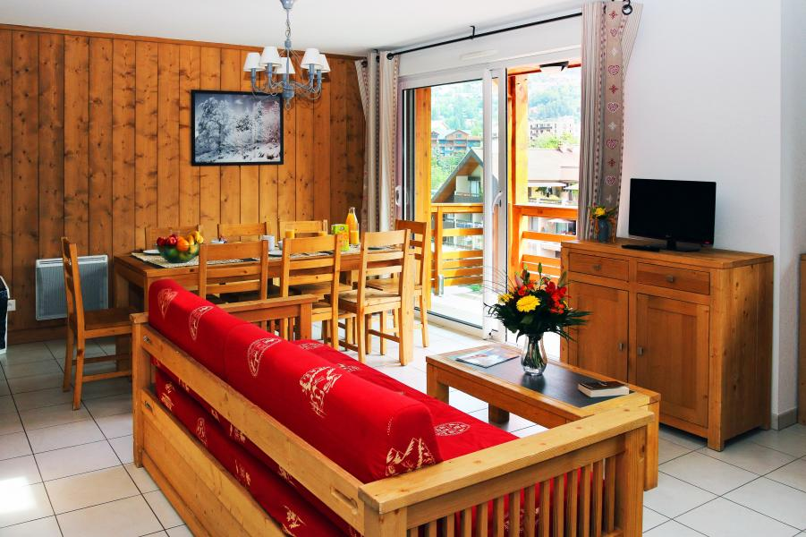 Vakantie in de bergen Résidence l'Aigle Bleu - Serre Chevalier - Zitbank
