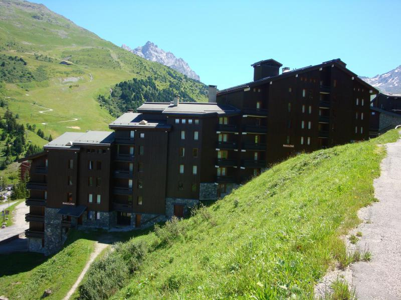 Vacaciones en montaña Résidence l'Aiguille du Fruit - Méribel-Mottaret