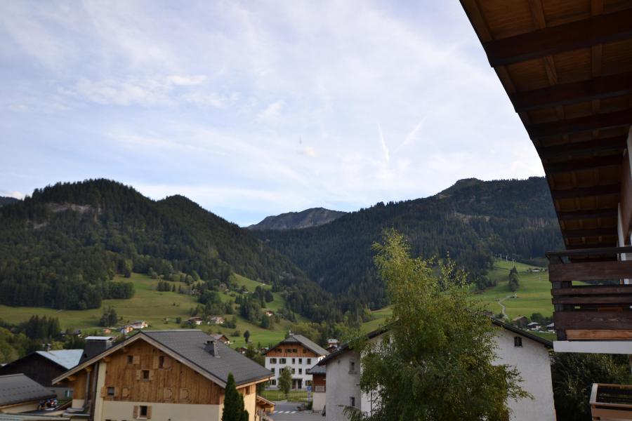 Wakacje w górach Apartament 2 pokojowy 5 osób - Résidence l'Aiguille du Midi - Praz sur Arly