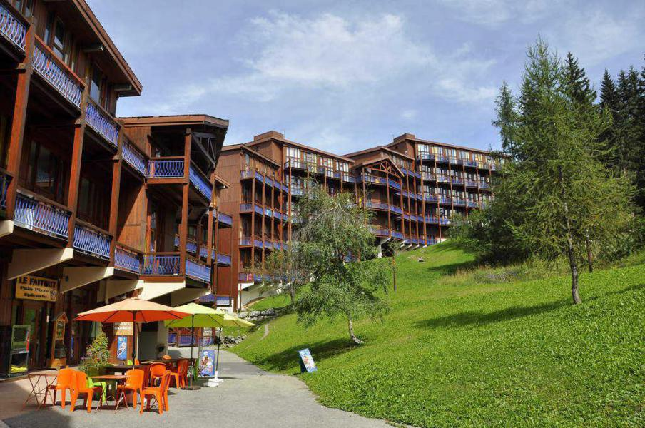 Vakantie in de bergen Résidence l'Aiguille Grive 1 - Les Arcs