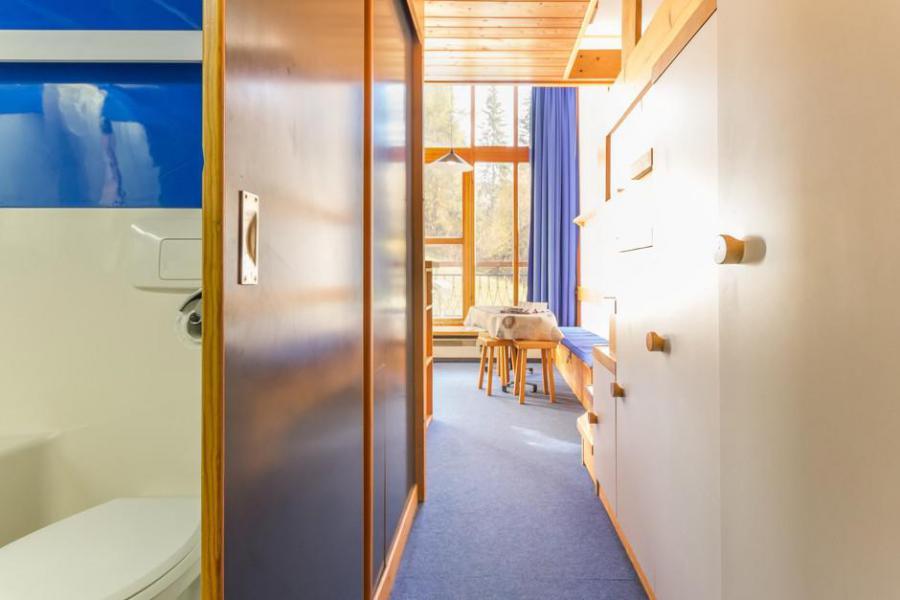 Vakantie in de bergen Studio mezzanine 5 personen (1106) - Résidence l'Aiguille Grive 1 - Les Arcs