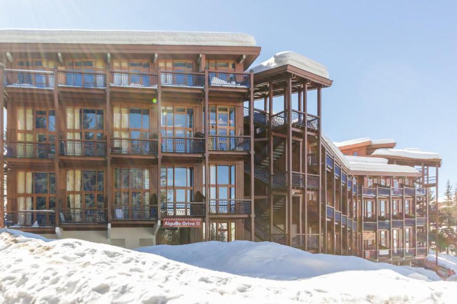 Vakantie in de bergen Résidence l'Aiguille Grive 2 - Les Arcs
