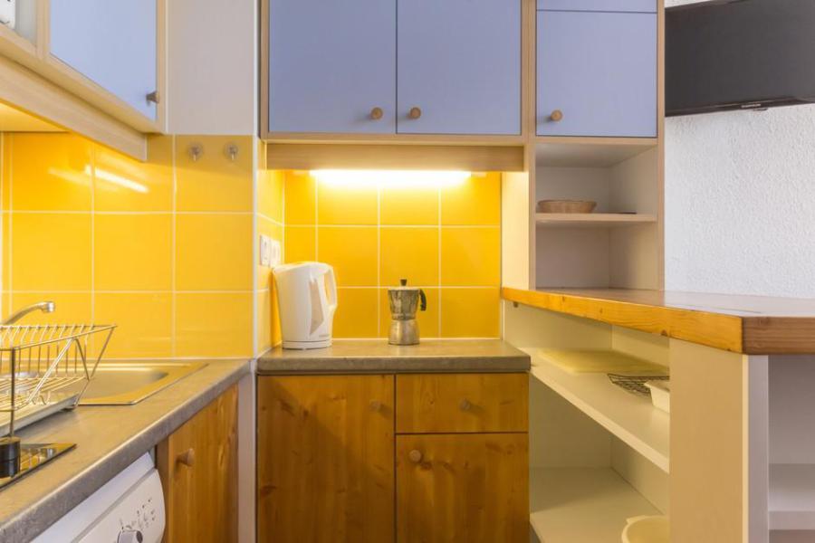 Vakantie in de bergen Appartement 2 kamers mezzanine 5 personen (2229) - Résidence l'Aiguille Grive 2 - Les Arcs