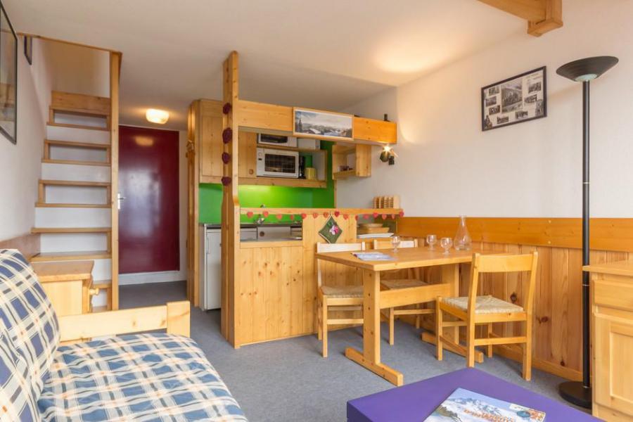 Vakantie in de bergen Studio mezzanine 5 personen (3406) - Résidence l'Aiguille Grive 3 - Les Arcs