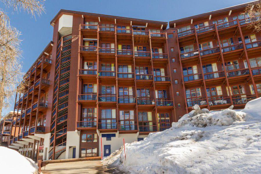 Vakantie in de bergen Résidence l'Aiguille Grive 3 - Les Arcs