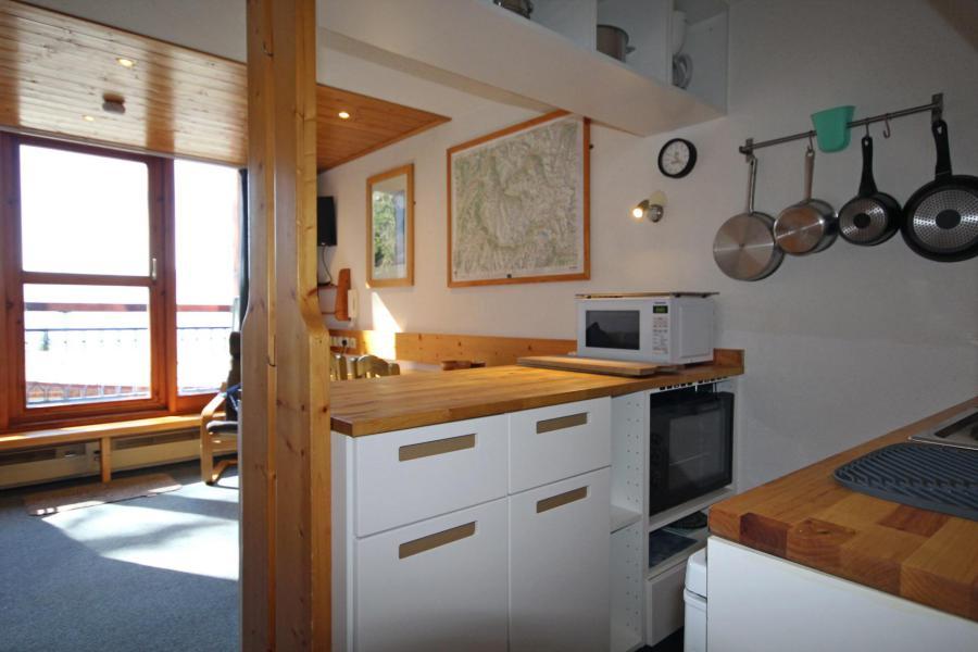 Vakantie in de bergen Appartement duplex 2 kamers 6 personen (3320) - Résidence l'Aiguille Grive 3 - Les Arcs