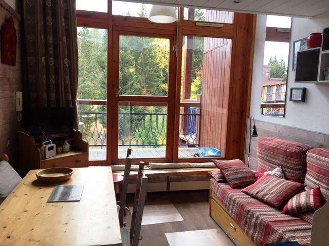 Vakantie in de bergen Appartement duplex 2 kamers 6 personen (3415) - Résidence l'Aiguille Grive 3 - Les Arcs