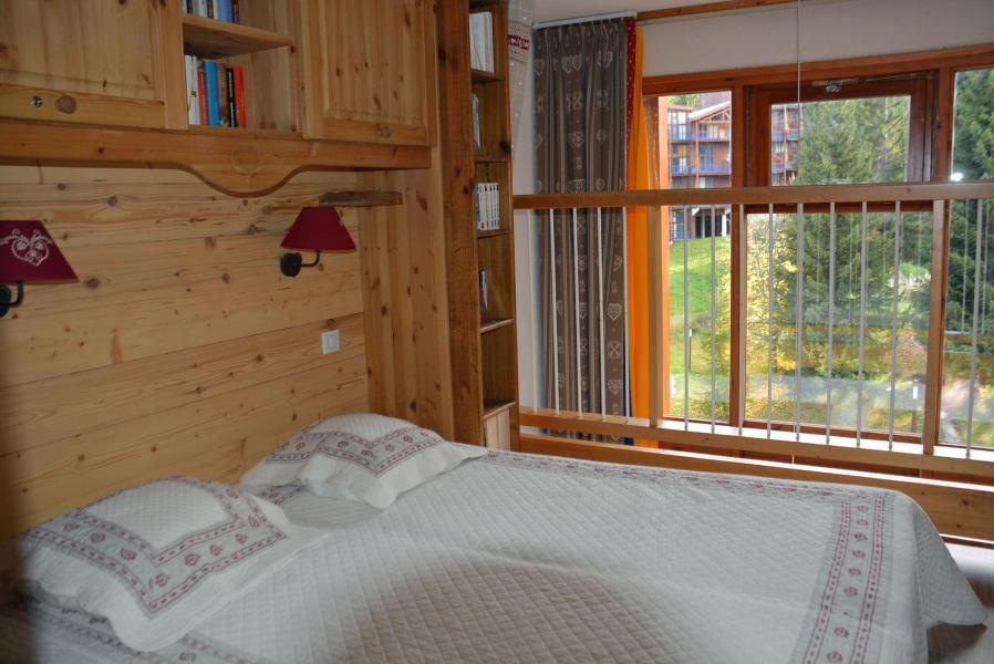 Vakantie in de bergen Appartement duplex 2 kamers 6 personen (3415) - Résidence l'Aiguille Grive 3 - Les Arcs - 2 persoons bed
