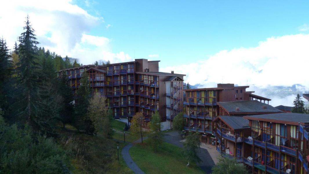 Location au ski Appartement 3 pièces 8 personnes (416) - Residence L'aiguille Grive Bat I - Les Arcs - Extérieur été