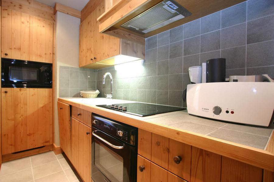 Urlaub in den Bergen 2-Zimmer-Berghütte für 4 Personen - Résidence l'Alba - Les 2 Alpes - Küche