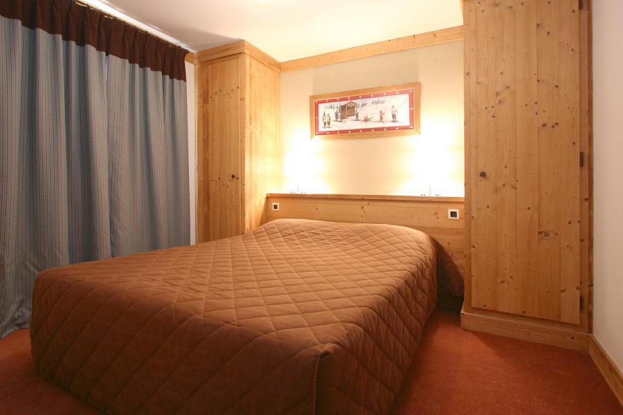 Urlaub in den Bergen 2-Zimmer-Berghütte für 4 Personen - Résidence l'Alba - Les 2 Alpes - Schlafzimmer