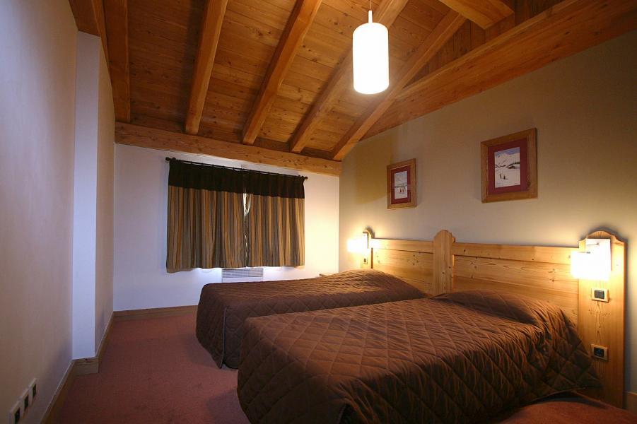 Vakantie in de bergen Résidence l'Alba - Les 2 Alpes - Kamer