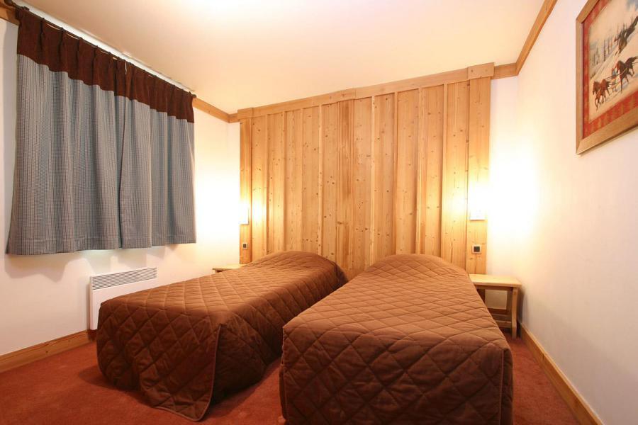 Urlaub in den Bergen Résidence l'Alba - Les 2 Alpes - Schlafzimmer