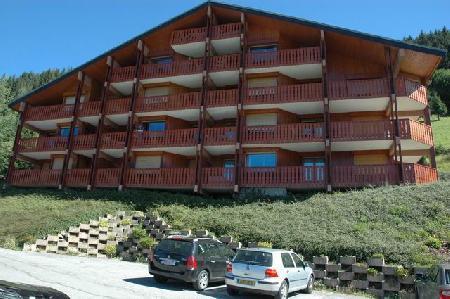 Vacaciones en montaña Apartamento 2 piezas cabina para 4 personas (6) - Résidence l'Alexandra - Châtel