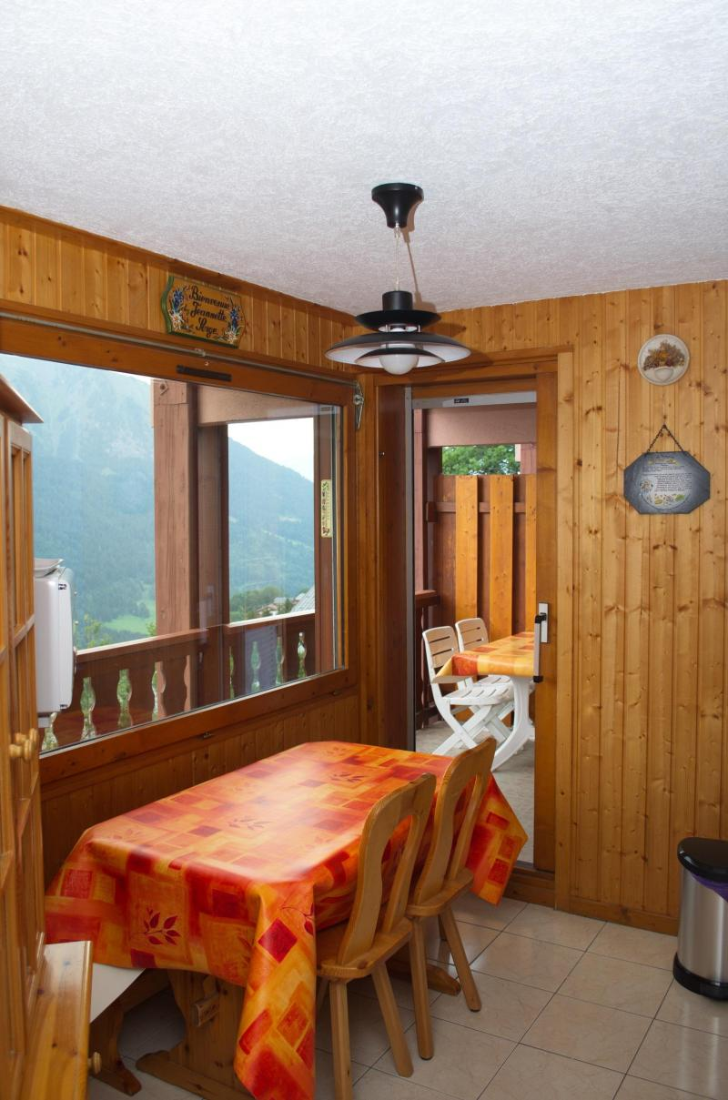Wakacje w górach Apartament 2 pokojowy kabina 4 osób (6) - Résidence l'Alexandra - Châtel