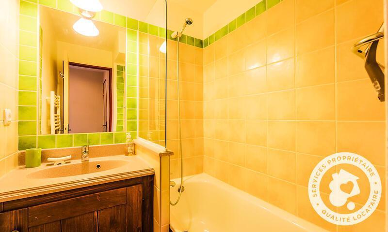 Vacances en montagne Appartement 2 pièces 5 personnes (Confort 32m²-2) - Résidence l'Alpaga - Maeva Home - Serre Chevalier - Extérieur été