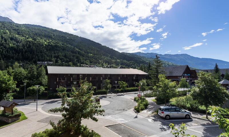 Vacances en montagne Appartement 2 pièces 5 personnes (Confort 30m²-2) - Résidence l'Alpaga - Maeva Home - Serre Chevalier - Extérieur été