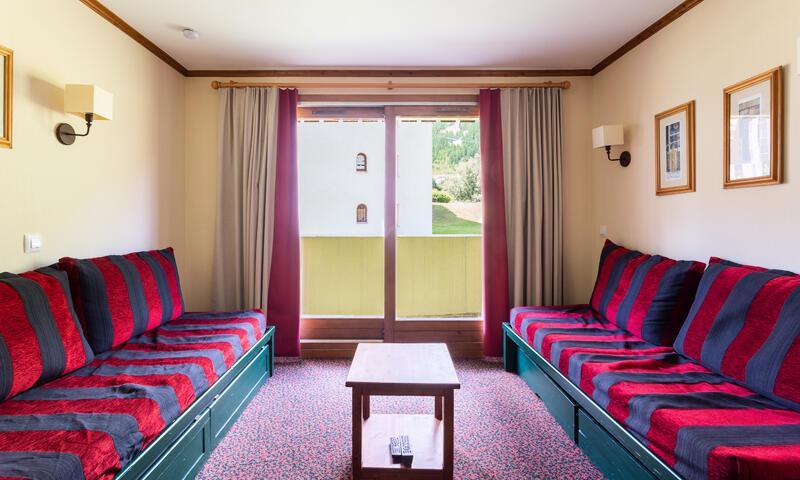 Vacances en montagne Appartement 2 pièces 5 personnes (Sélection 35m²-1) - Résidence l'Alpaga - Maeva Home - Serre Chevalier - Extérieur été