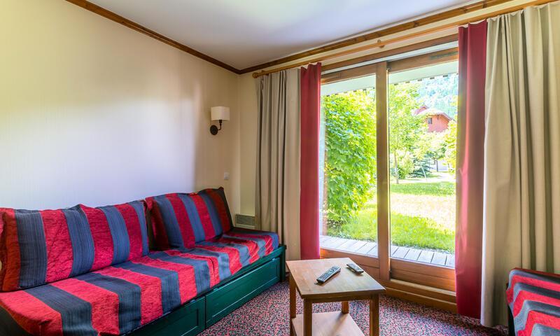 Vacances en montagne Studio 4 personnes (Budget 22m²) - Résidence l'Alpaga - Maeva Home - Serre Chevalier - Séjour