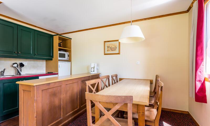Vacances en montagne Appartement 2 pièces 7 personnes (Budget 45m²-1) - Résidence l'Alpaga - Maeva Home - Serre Chevalier - Extérieur été