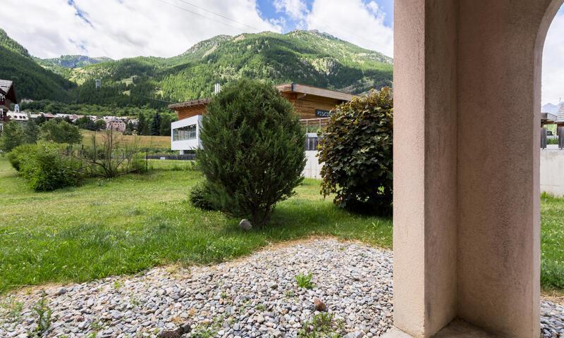 Vacances en montagne Appartement 2 pièces 7 personnes (Budget 40m²) - Résidence l'Alpaga - Maeva Home - Serre Chevalier - Extérieur été